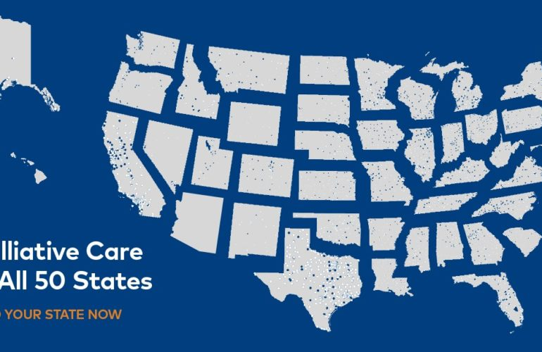 View Your State Report: Palliative Care Access and Recommendations from CAPC