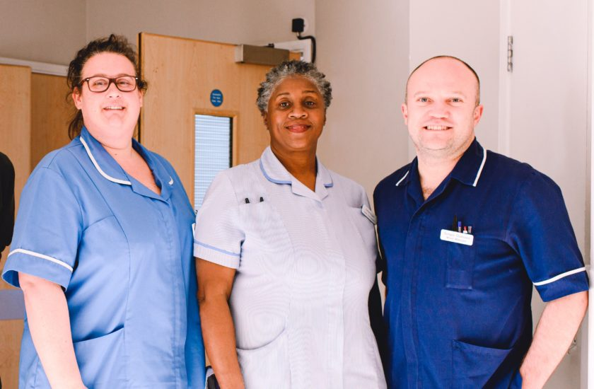 Join St Christopher's Hospice in Rising to the Challenge in Nursing
