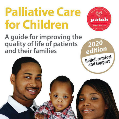 PATCH SA launches a new resource on Children's Palliative Care for South Africa