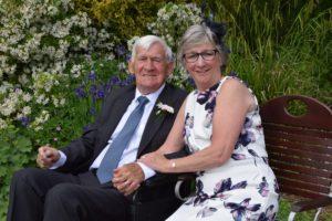 Mike and Julie Burdon