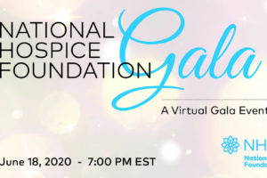 National Hospice Foundation to Host First-Ever Virtual Gala