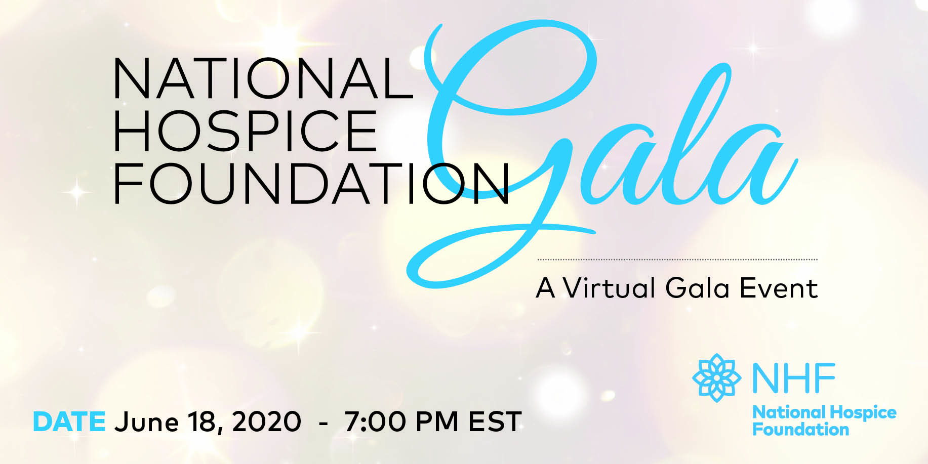 NHF Virtual Gala to Support Hospice Community