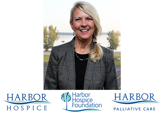 Susan Houseman appointed president/CEO of  Harbor Hospice and Harbor Palliative Care