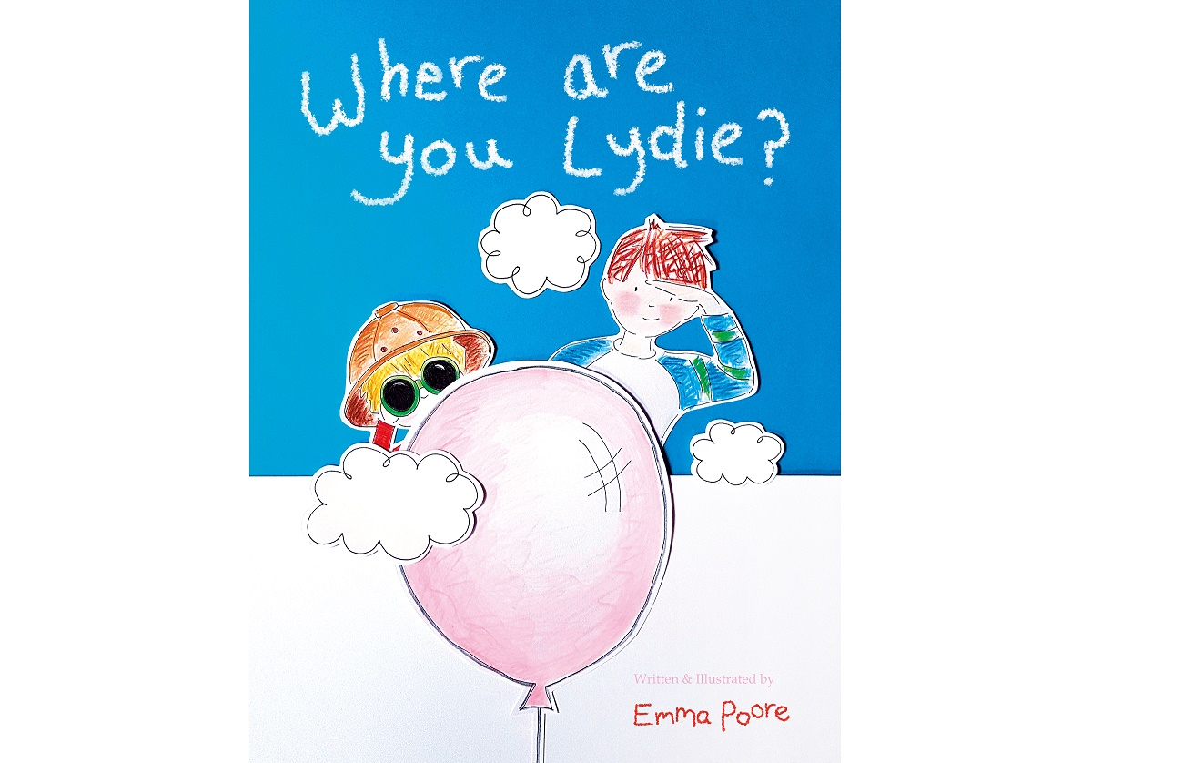 """Where are you Lydie?"" – a picture book for young bereaved siblings"
