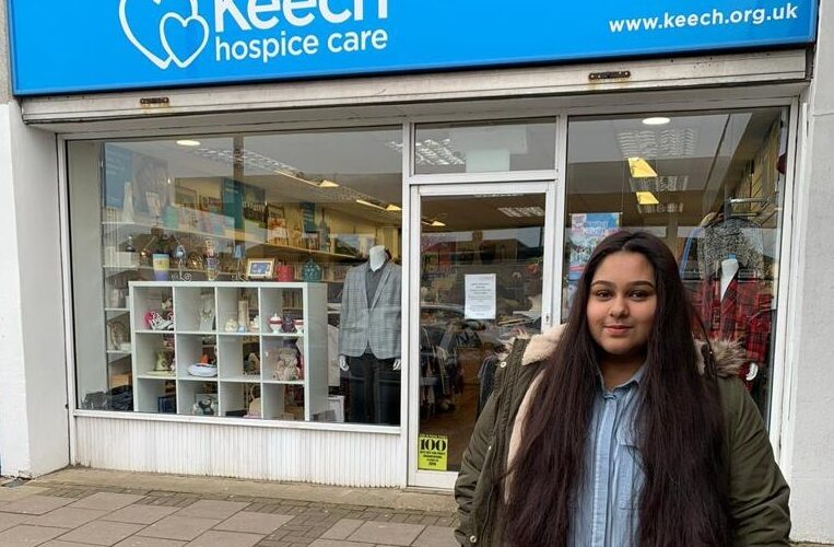 Keech Hospice Care awarded Queen's Award for Voluntary Service