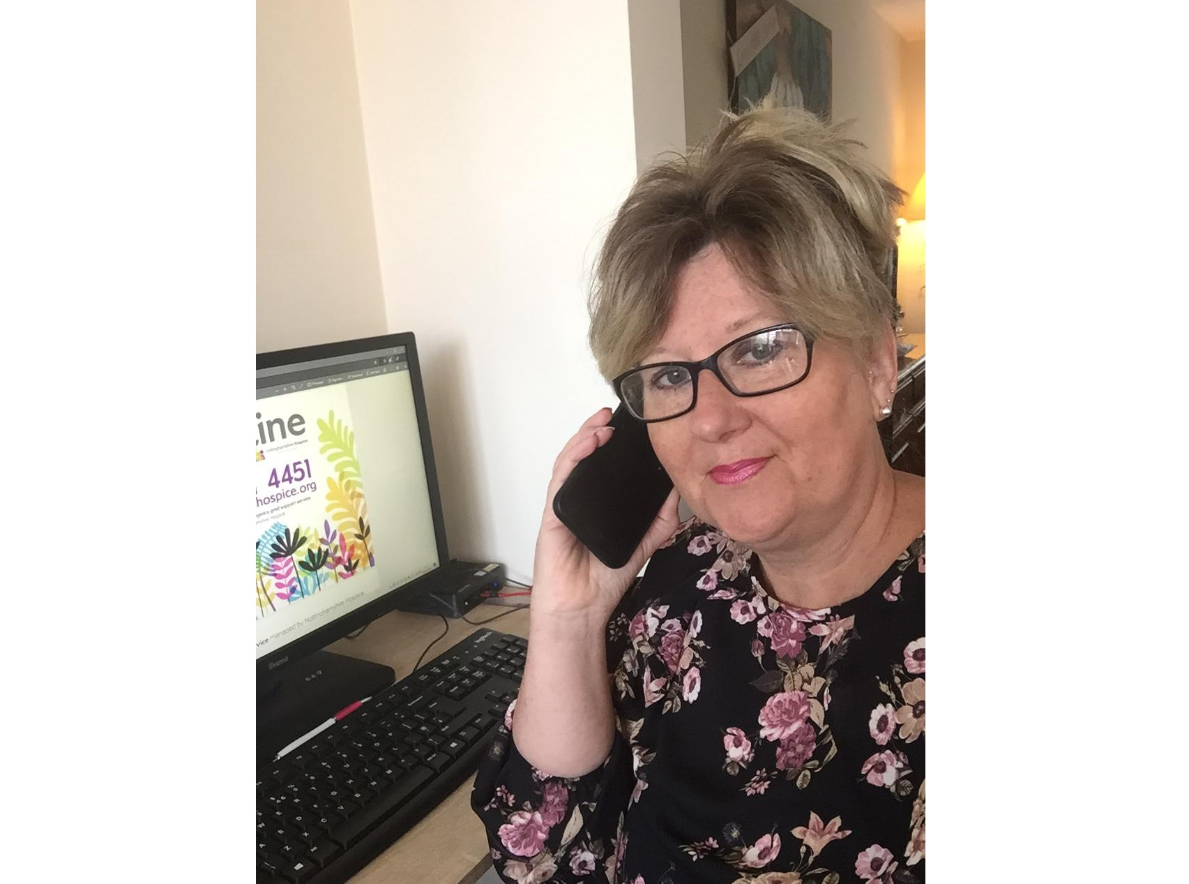 Hospice launches fast-track bereavement support helpline