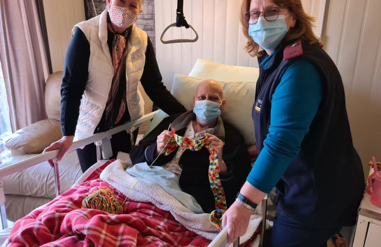 Hospice patient recovers fully from Covid-19