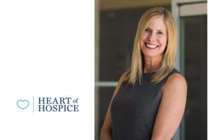 Carla Davis, CEO of Heart of Hospice