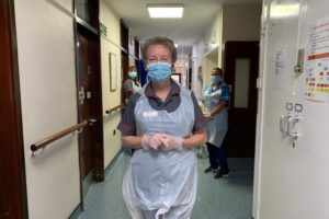 Cathy in PPE3
