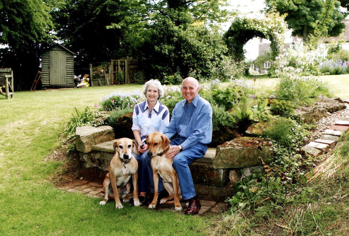 Hospice supporters open their 'virtual' gardens to people this summer