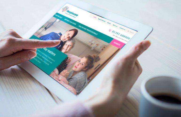 Devon hospice goes digital during the coronavirus pandemic