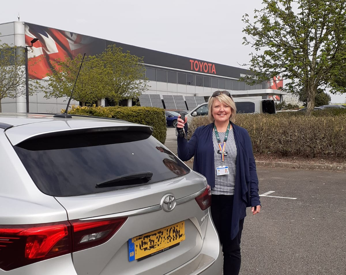 Toyota helps hospice run new roaming nursing service