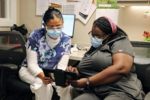 Tidewell telehealth ability reinforced by $40,000 grant for COVID-19 response