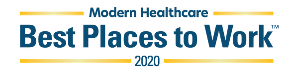 Modern Healthcare's Best Places to Work 2020