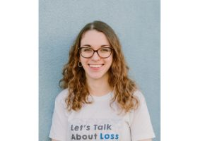 Photo of Beth French by Let's Talk About Loss