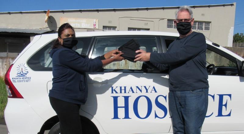 Khanya Hospice thanks kind donors