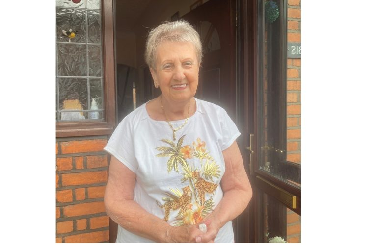 Over three decades of hospice support