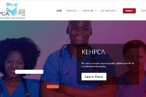 KEHPCA Web Homepage