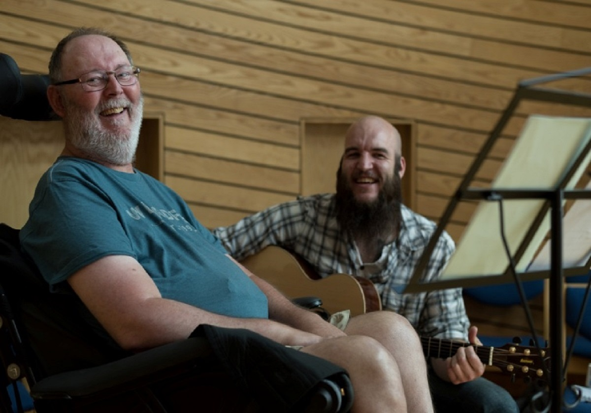 Songwriting project for people nearing end of life selected for Big Lottery Fund competition