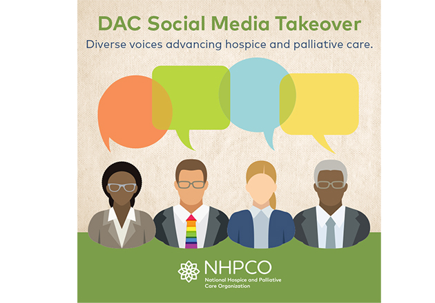 NHPCO Diversity Advisory Council Social Media Takeover on August 25