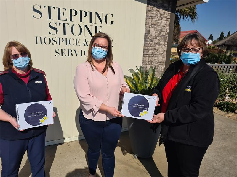 Stepping Stone Hospice: Where there is a will there is a way
