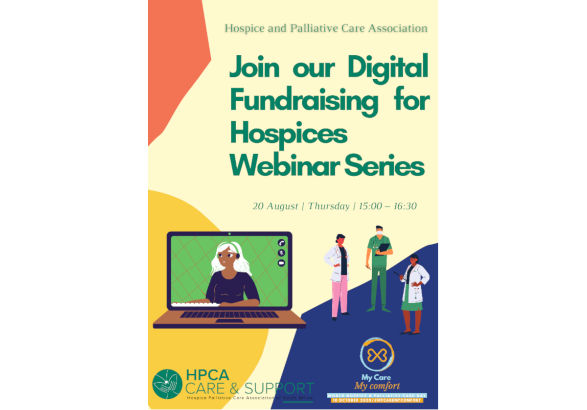 World Hospice and Palliative Care Day 2020 in South Africa: Caring and Learning