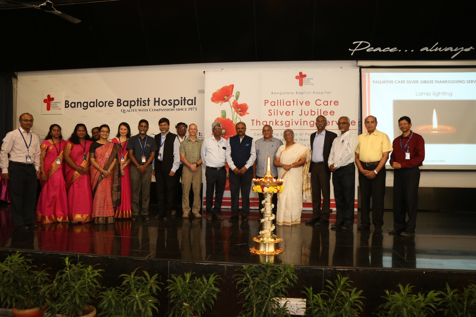 Restoring wholeness: Celebrating 25 years of Integrated Palliative Care Service in Bangalore