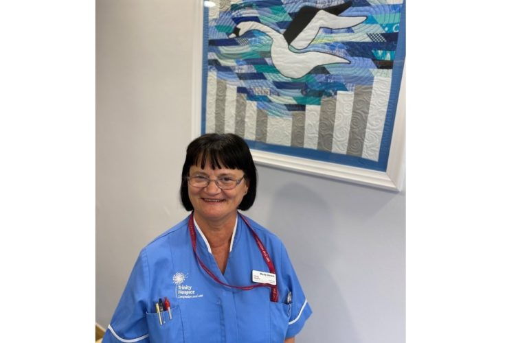 Blackpool hospice partners with hospital trust to help people through bereavement