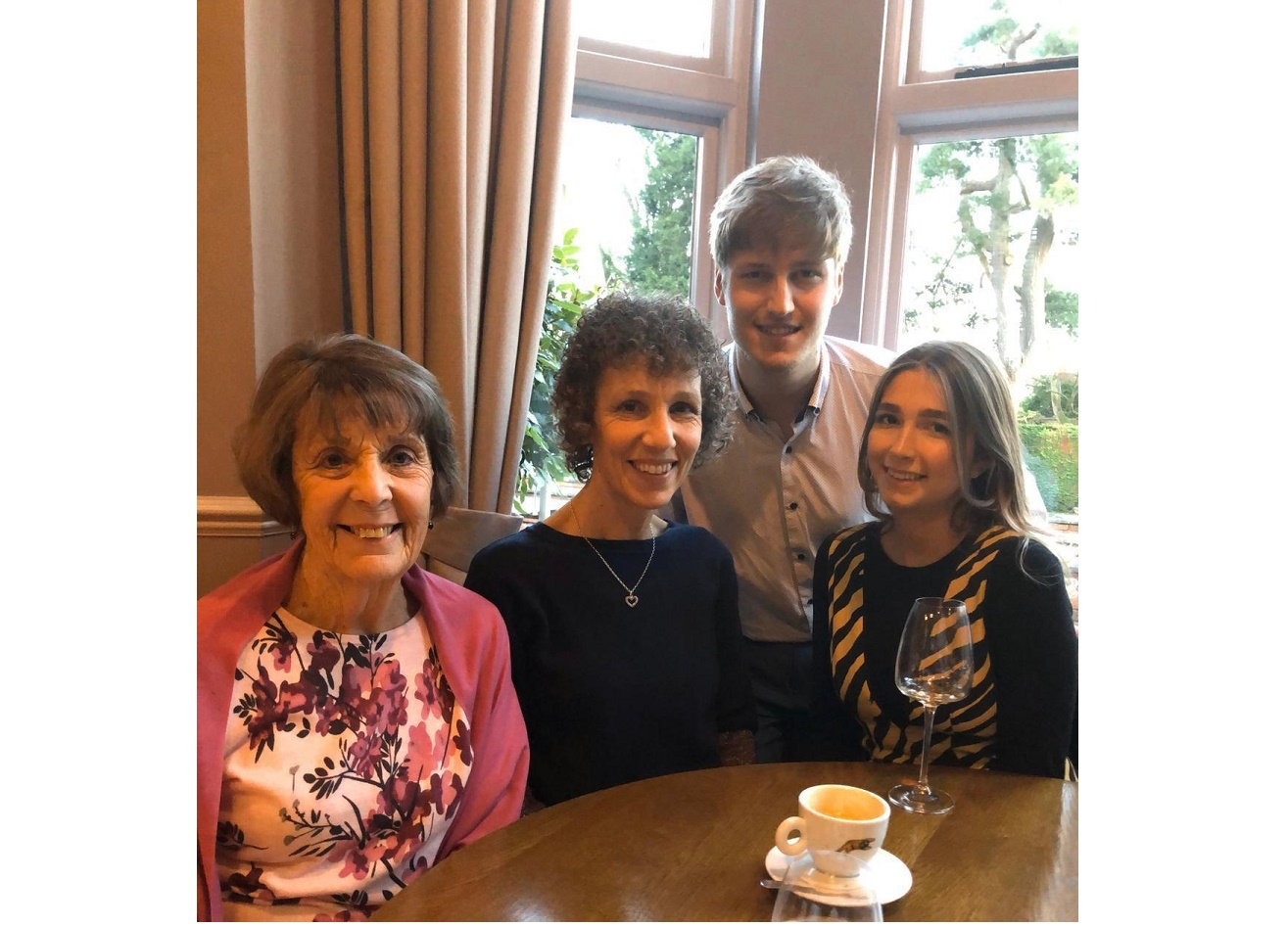 How a hospice at home team comforted a Gogglebox star and her family