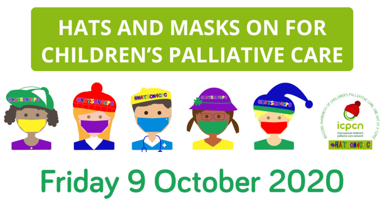 ICPCN launches it's 'Hats and Masks On for CPC' Campaign
