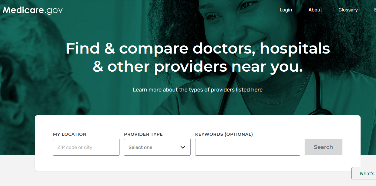 CMS Care Compare Empowers Patients when Making Important Health Care Decisions