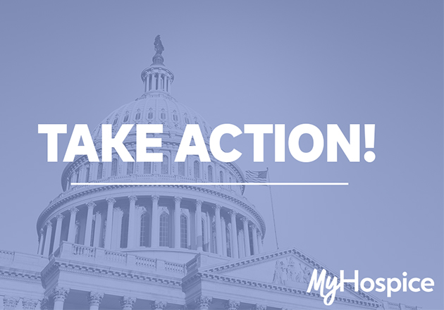 Ask Congress to Support Hospice and Palliative Care