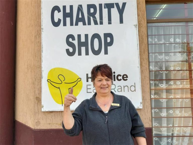 Hospice East Rand Freeway Park charity shop moves to bigger store