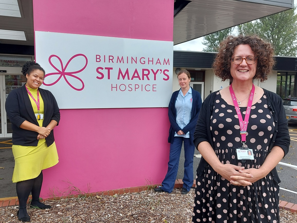 Birmingham hospice launches service for homeless population