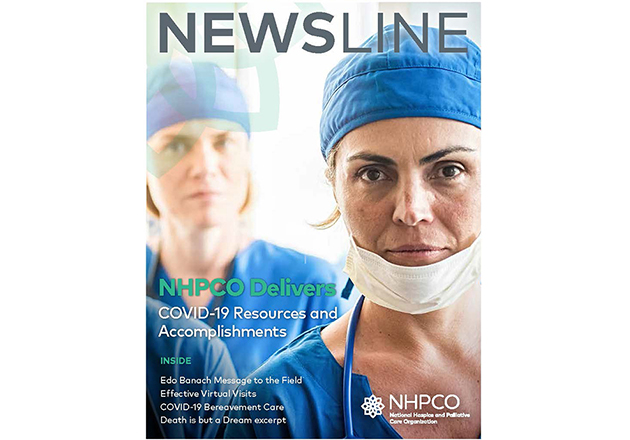 NHPCO invites you to read Summer NewsLine