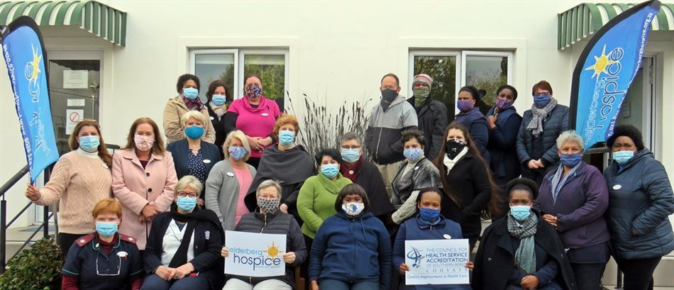 Helderberg Hospice accredited a fifth time