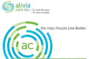 Alivia (alleve- ē- uh) Care, Inc., is a 501c3 based in Jacksonville, Florida.