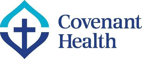 Covenant Health | Project Manager and Communications Advisor