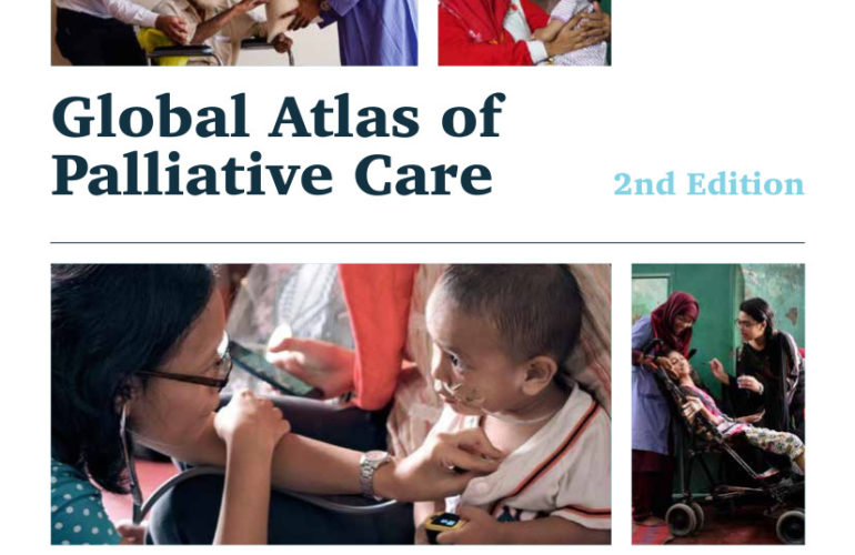 Global Atlas Launched for World Hospice & Palliative Care Day