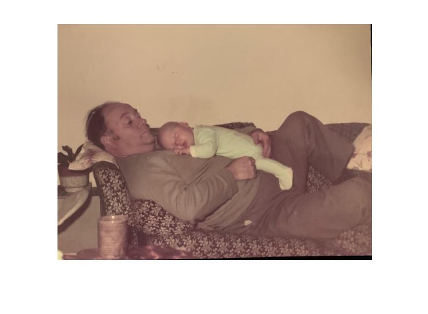 """""""Remembering Bambi, my grandad and hero"""""""