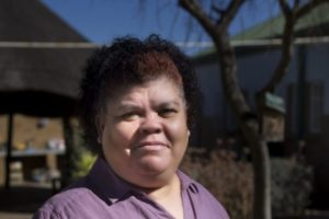 Desteny Adams is the manager of the newly reopened In-Patient Unit at Centurion Hospice