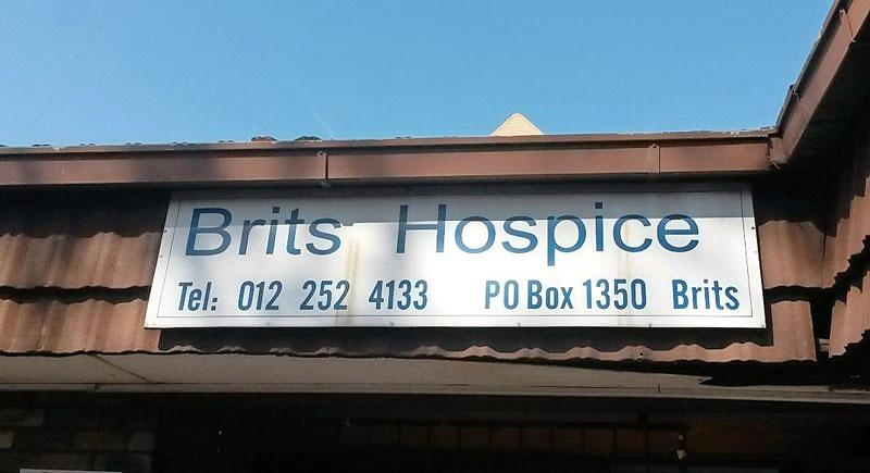 Brits-Hartbeespoort Hospice closes