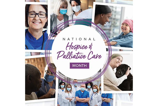 National Hospice and Palliative Care Month Proclamation – November 2020