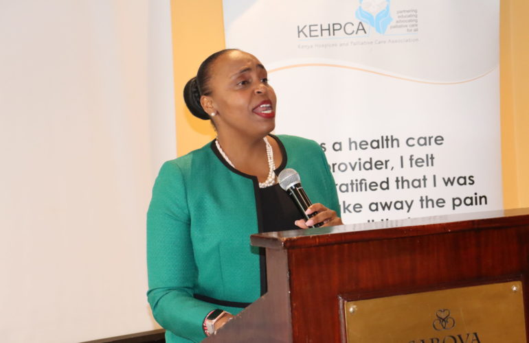 Nyeri County to Train over 2,500 Volunteers on Palliative Care
