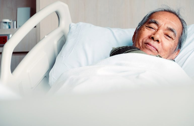 The importance of human rights in end of life care