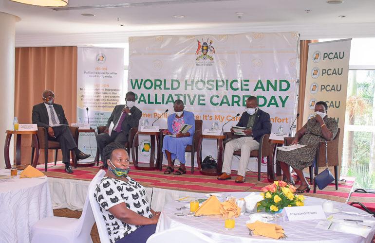 WORLD HOSPICE AND PALLIATIVE CARE DAY 2020 COMMEMORATION IN UGANDA