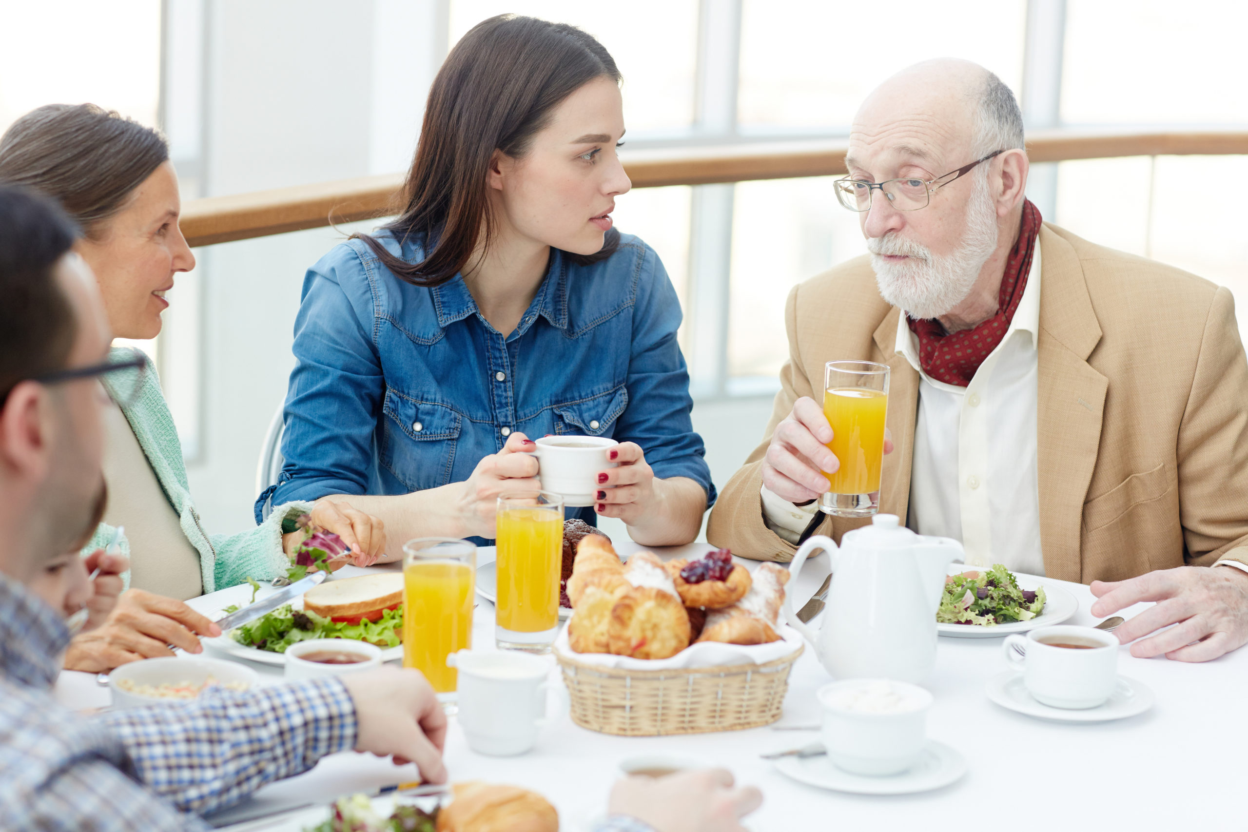 This Thanksgiving Talk about the Care You Would Want