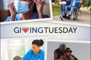 Giving Tuesday, December 2, 2020