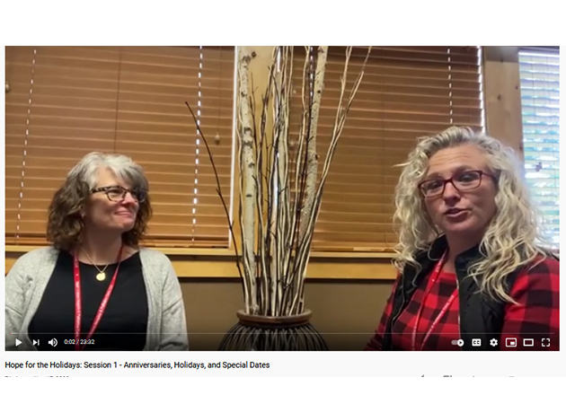 """Heart 'n Home Hospice Video Series: """"Hope for the Holidays"""""""