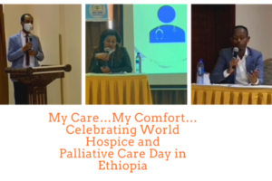 Key stakeholders were invited to this half-day conference to celebrate the progress of palliative care so far in the country